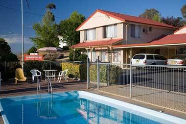 Econo Lodge Alabaster - Accommodation Newcastle
