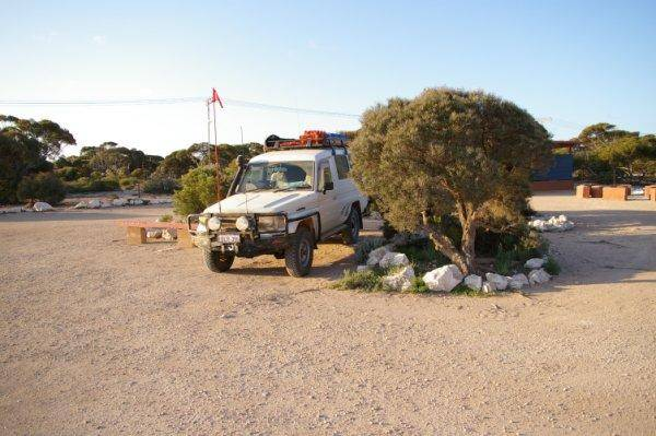 Eucla Caravan Park - Accommodation Newcastle