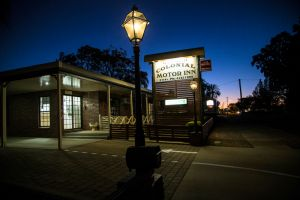 Gayndah Colonial Motor Inn - Accommodation Newcastle