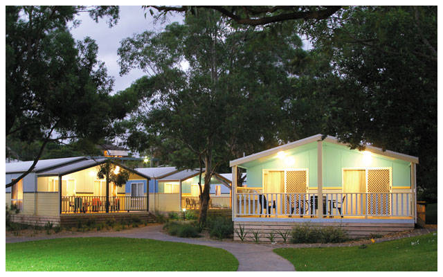 Kendalls on the Beach Holiday Park - Accommodation Newcastle