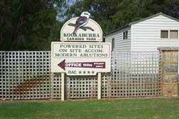 Kookaburra Caravan Park - Accommodation Newcastle