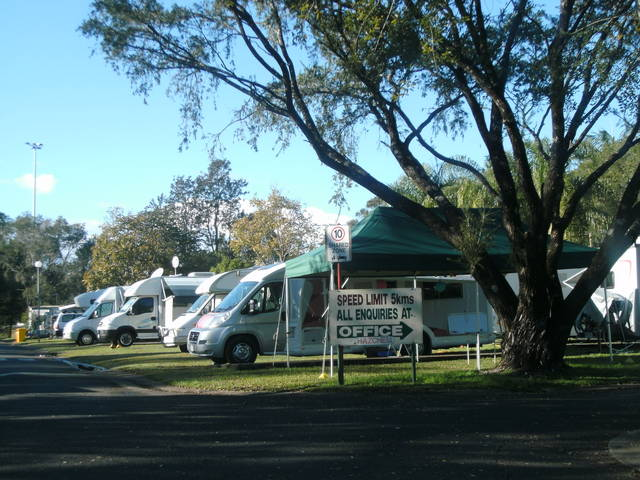 Lismore Centra Tourist Park - Accommodation Newcastle