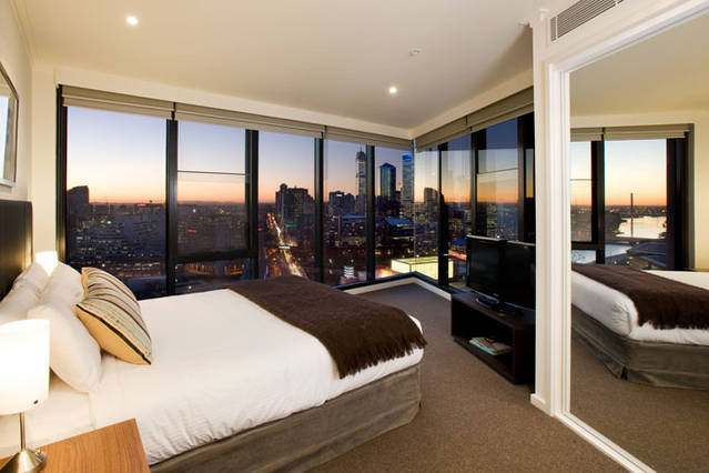 Melbourne Short Stay Apartments - Whiteman Street - Accommodation Newcastle