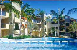 Montpellier Boutique Resort - Accommodation Newcastle