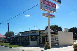 Motel River Bend - Accommodation Newcastle