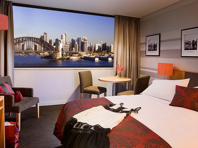North Sydney Harbourview Hotel - Accommodation Newcastle