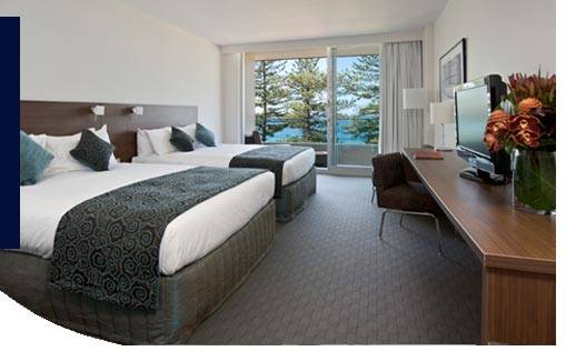 Novotel Sydney Manly Pacific - Accommodation Newcastle