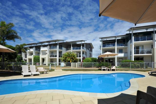 Pacific Marina Apartments - Accommodation Newcastle
