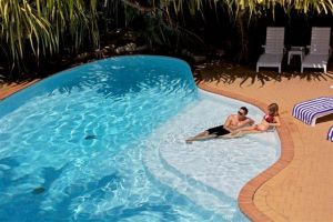 Palms City Resort - Accommodation Newcastle