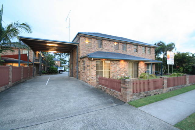Park Beach Resort Motel - Accommodation Newcastle