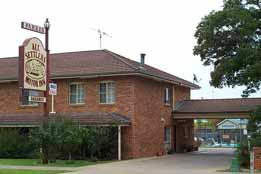 Parkes All Settlers Motor Inn - Accommodation Newcastle