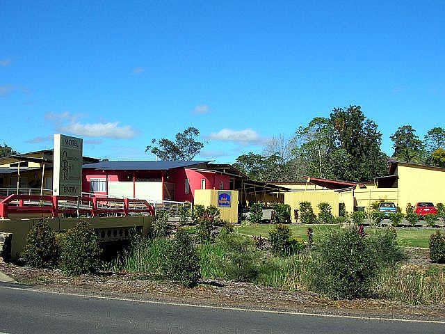 Red Bridge Motor Inn - Accommodation Newcastle