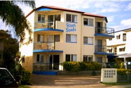 River Sands Holiday Apartments - Accommodation Newcastle