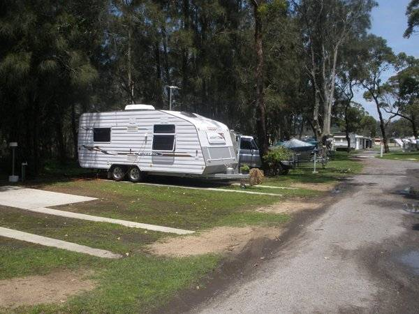 Riverside Caravan Park - Accommodation Newcastle