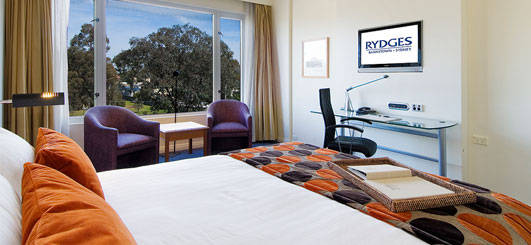 Rydges Bankstown Sydney - Accommodation Newcastle