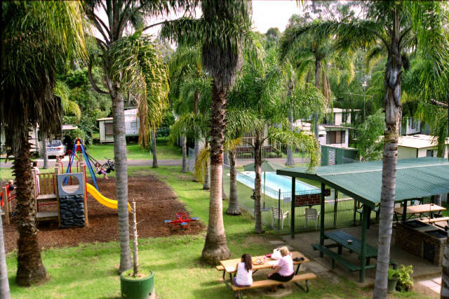 Shady Willows Holiday Park - Accommodation Newcastle
