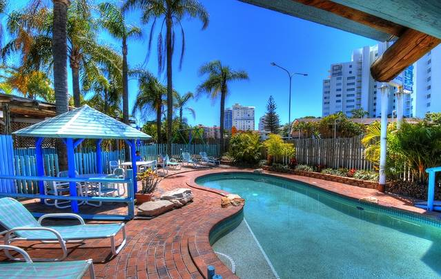 Southport Tourist Park - Accommodation Newcastle