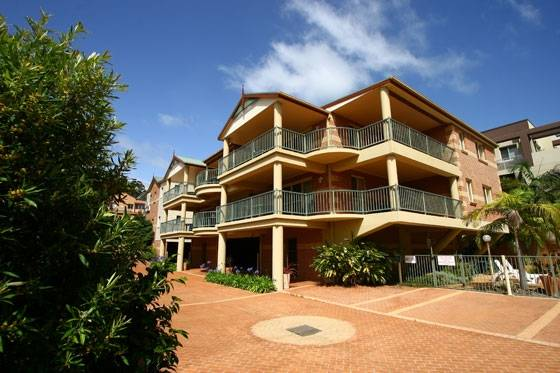 Terralong Terrace Apartments - Accommodation Newcastle