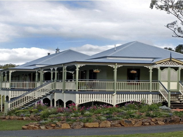 The Sanctuary Springbrook Guest House Cottage - Accommodation Newcastle
