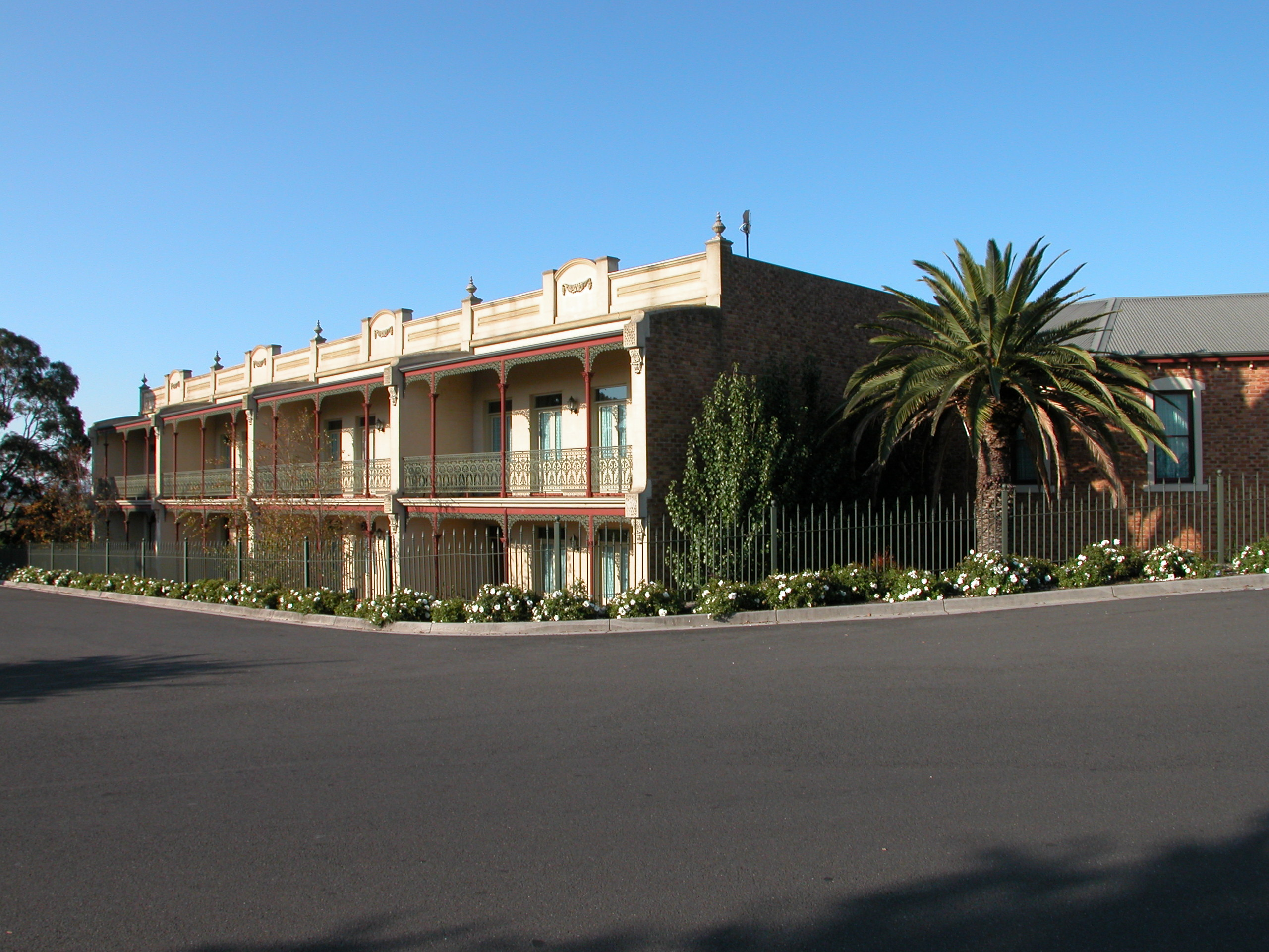 The Terrace Motel - Accommodation Newcastle
