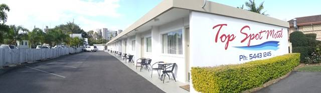 Top Spot Motel - Accommodation Newcastle