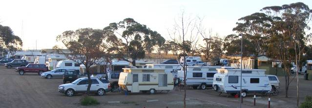 Woomera Traveller's Village  Caravan Park - Accommodation Newcastle