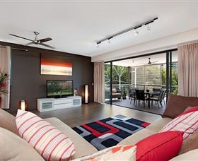 Absolute Waterfront Rainforest Apartment - Accommodation Newcastle