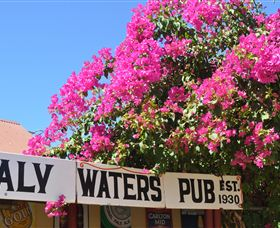 Daly Waters Historic Pub - Accommodation Newcastle