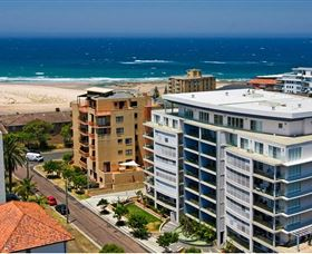 Sandy Cove Apartments - Accommodation Newcastle