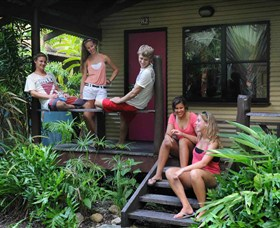 Airlie Beach Magnums Backpackers - Accommodation Newcastle