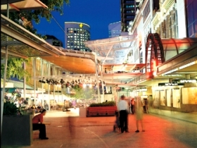 Queen Street Mall - Accommodation Newcastle