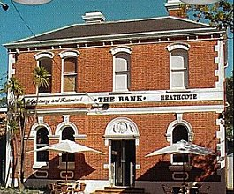 The Bank Heathcote - Accommodation Newcastle