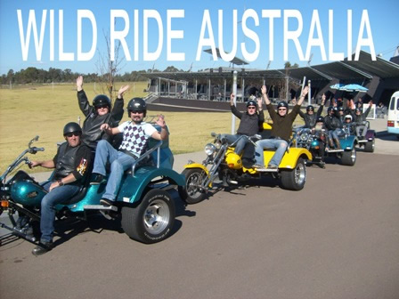 A Wild Ride - Accommodation Newcastle