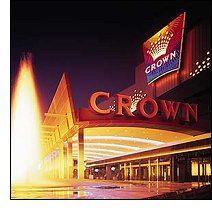 Crown Entertainment Complex - Accommodation Newcastle
