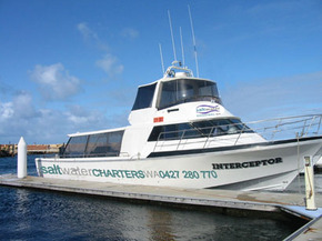 Saltwater Charters WA - Accommodation Newcastle