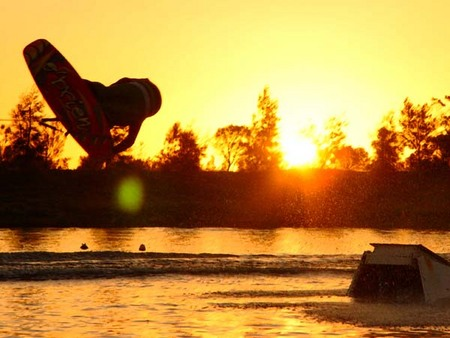 Bonney's WA Water Ski Park - Accommodation Newcastle