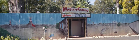 Mystery Craters - Accommodation Newcastle