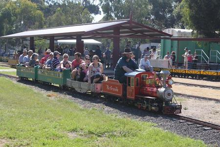 Altona Miniture Railway - Accommodation Newcastle