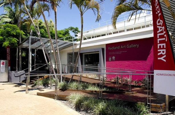 Redland Art Gallery - Accommodation Newcastle