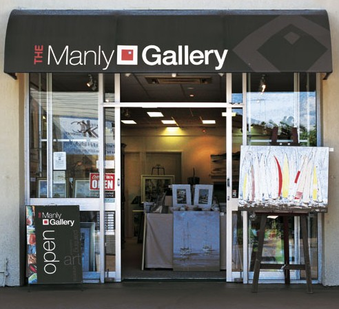 The Manly Gallery - Accommodation Newcastle