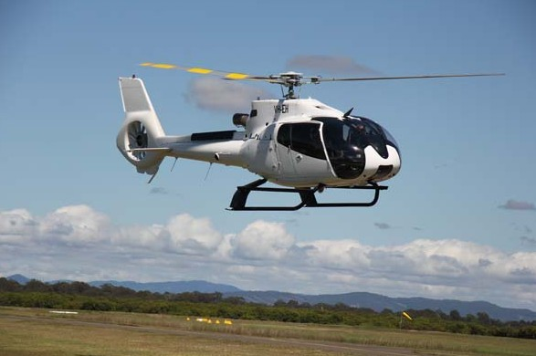 Executive Helicopters - Accommodation Newcastle