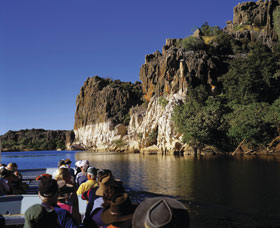 Geikie Gorge National Park - Accommodation Newcastle