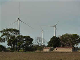 Wattle Point Wind Farm - Accommodation Newcastle