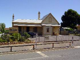 Stansbury Museum - Accommodation Newcastle