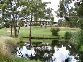 Flagstaff Hill Golf Club and Koppamurra Ridgway Restaurant - Accommodation Newcastle