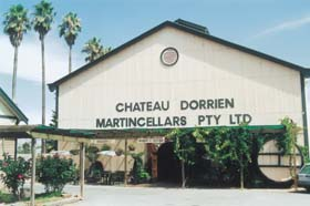 Chateau Dorrien Winery - Accommodation Newcastle