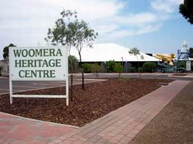 Woomera Heritage and Visitor Information Centre - Accommodation Newcastle