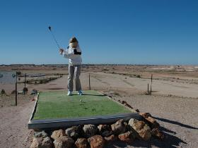 Coober Pedy Opal Fields Golf Club - Accommodation Newcastle