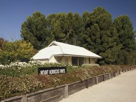 Mount Horrocks Wines and The Station Cafe - Accommodation Newcastle