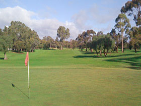 Regency Park Golf Course - Accommodation Newcastle